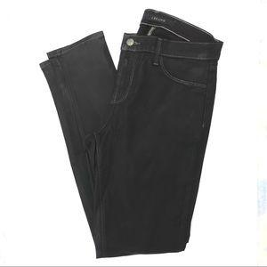 🆕J Brand Luxe Sateen black jeans NWOT SZ 29